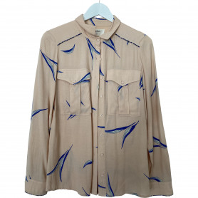 Chemise Bash Terry, nude, T0